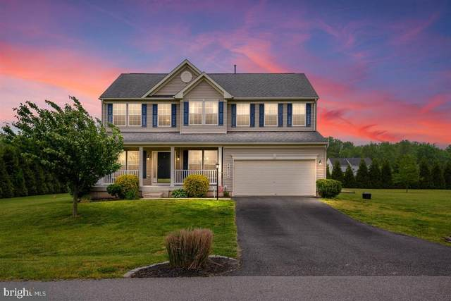 24771 Tribbett Circle, RIDGELY, MD 21660 (#MDCM123996) :: AJ Team Realty