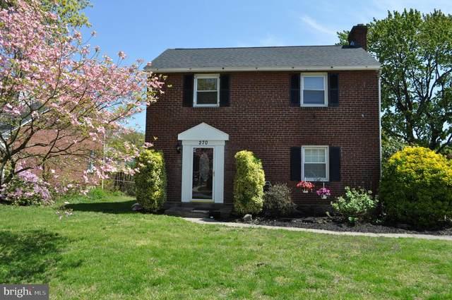 270 Priscilla Lane, ALDAN, PA 19018 (#PADE517812) :: Jason Freeby Group at Keller Williams Real Estate