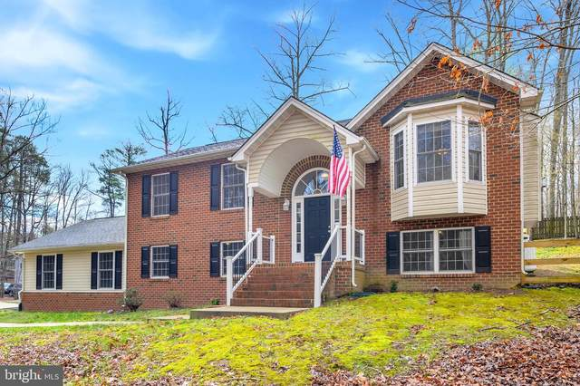 600 Abbey Drive, RUTHER GLEN, VA 22546 (#VACV122130) :: The Riffle Group of Keller Williams Select Realtors