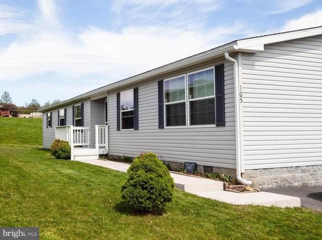 105 Kristyn Court, WAYNESBORO, PA 17268 (#PAFL172402) :: The Joy Daniels Real Estate Group