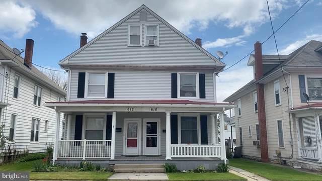 610 N Railroad Street, PALMYRA, PA 17078 (#PALN113550) :: The Joy Daniels Real Estate Group