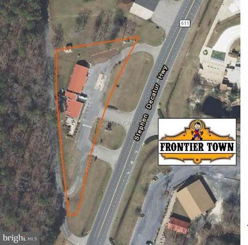 8435 Stephen Decatur Highway, BERLIN, MD 21811 (#MDWO113562) :: The Sky Group