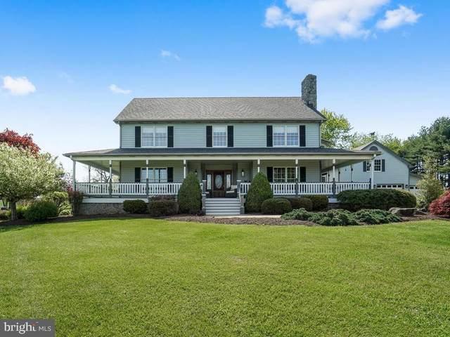 28401 Clarksburg Road, DAMASCUS, MD 20872 (#MDMC705826) :: Revol Real Estate