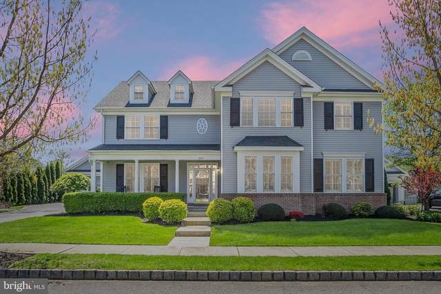 205 Recklesstown Way, CHESTERFIELD, NJ 08515 (MLS #NJBL371734) :: The Premier Group NJ @ Re/Max Central