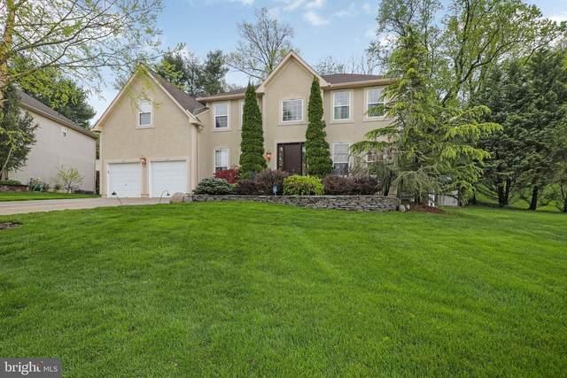14 Exton Circle, CHERRY HILL, NJ 08003 (#NJCD392602) :: Bob Lucido Team of Keller Williams Integrity