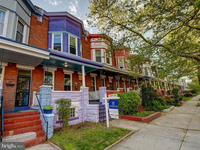 2410 Guilford Avenue, BALTIMORE, MD 21218 (#MDBA508934) :: SURE Sales Group