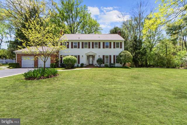 7808 Charleston Drive, BETHESDA, MD 20817 (#MDMC705880) :: Tom & Cindy and Associates