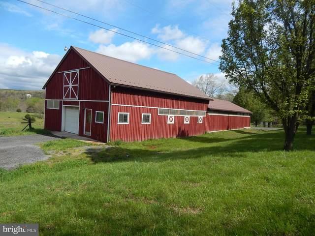 Tract 3 Shadow Valley Farm Lane, BERKELEY SPRINGS, WV 25411 (#WVMO116798) :: AJ Team Realty