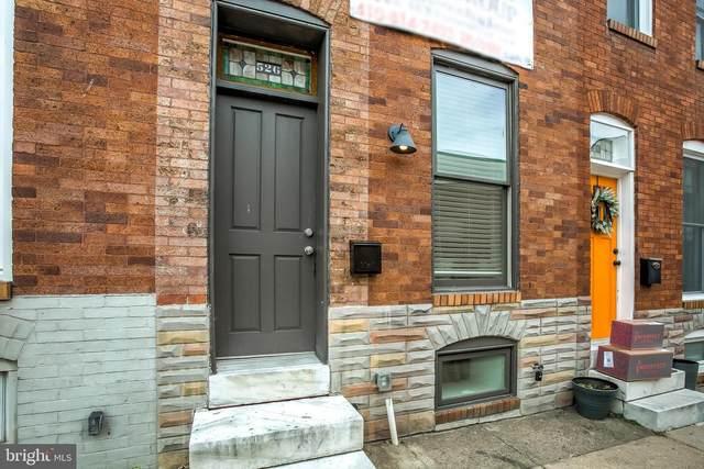 526 S Streeper Street, BALTIMORE, MD 21224 (#MDBA508994) :: SURE Sales Group