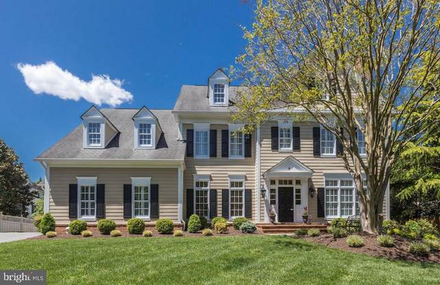6 Purcell Court, POTOMAC, MD 20854 (#MDMC705912) :: Tom & Cindy and Associates