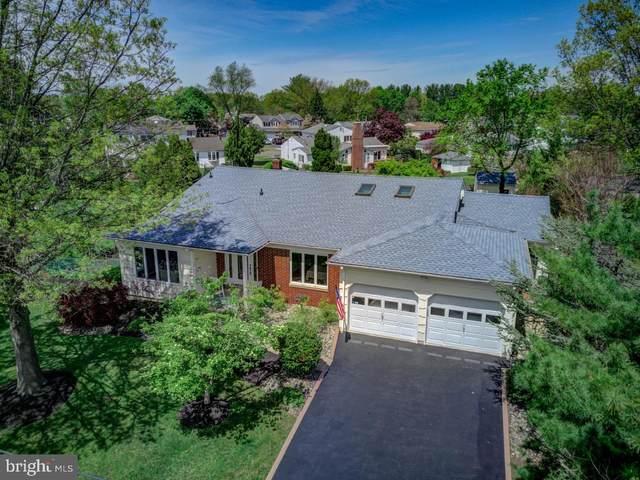 6 Martin Lane, HAMILTON TOWNSHIP, NJ 08619 (#NJME294984) :: Blackwell Real Estate