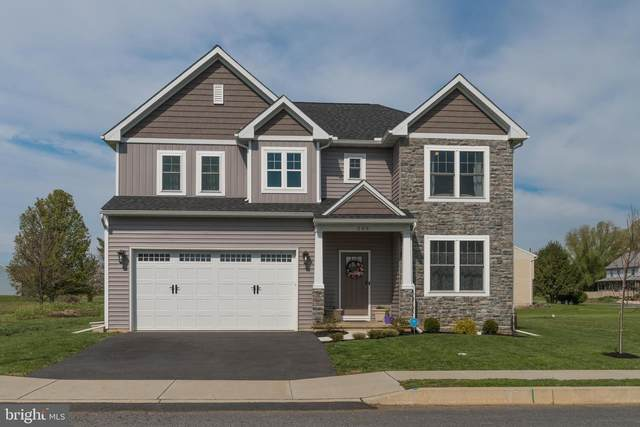 205-JARED WAY Jared Way, NEW HOLLAND, PA 17557 (#PALA162466) :: The Heather Neidlinger Team With Berkshire Hathaway HomeServices Homesale Realty