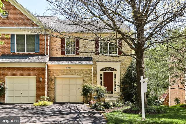 8497 Timberland Circle, ELLICOTT CITY, MD 21043 (#MDHW278832) :: The Licata Group/Keller Williams Realty