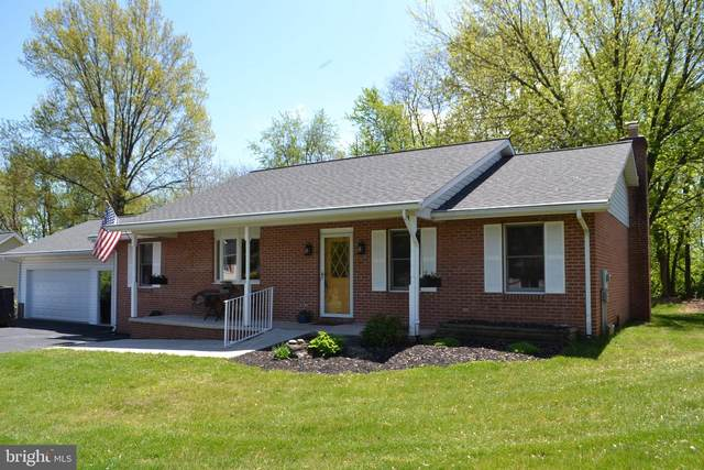 3925 Southview Court, JEFFERSON, MD 21755 (#MDFR263508) :: The Dailey Group