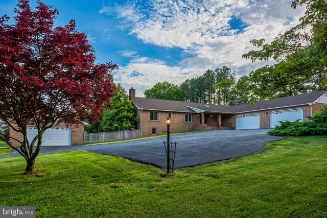 12459 Barnard Way, WEST FRIENDSHIP, MD 21794 (#MDHW278836) :: Speicher Group of Long & Foster Real Estate