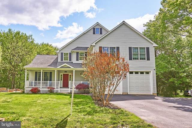 7509 Carver Road, GAINESVILLE, VA 20155 (#VAPW493896) :: Network Realty Group