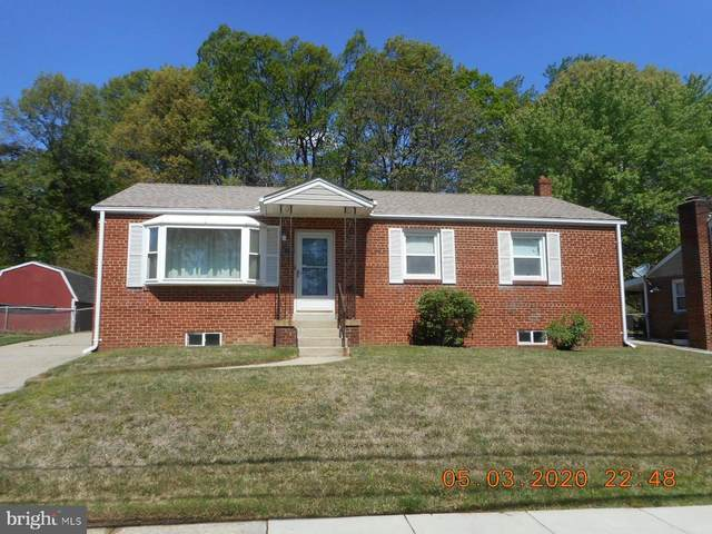 4319 Oxford Drive, SUITLAND, MD 20746 (#MDPG567182) :: Gail Nyman Group