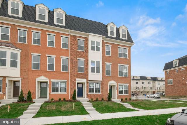519 E 7Th, FREDERICK, MD 21701 (#MDFR263536) :: Shamrock Realty Group, Inc