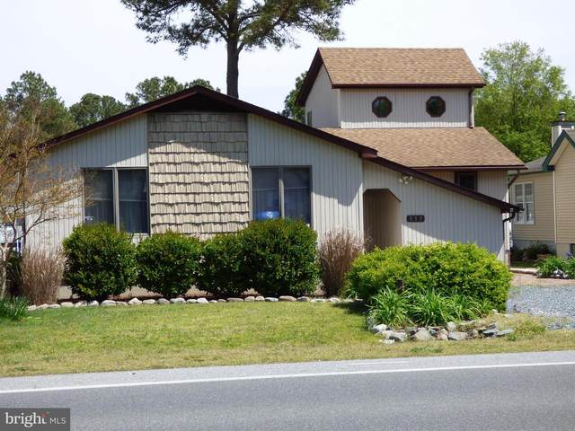 339 Ocean Parkway, OCEAN PINES, MD 21811 (#MDWO113588) :: RE/MAX Coast and Country