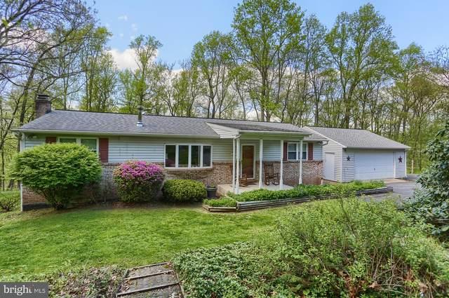 57 Quaker Hill Road, MORGANTOWN, PA 19543 (#PABK357228) :: Bob Lucido Team of Keller Williams Integrity