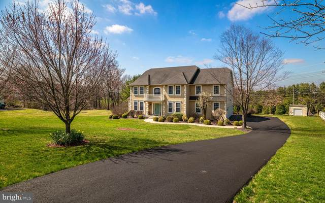 316 Country Ridge Drive, ROYERSFORD, PA 19468 (#PAMC647532) :: ExecuHome Realty