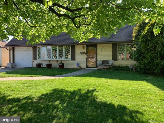 9 Candle Road, LEVITTOWN, PA 19057 (MLS #PABU495512) :: The Premier Group NJ @ Re/Max Central