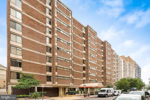 1420 N Street NW #812, WASHINGTON, DC 20005 (#DCDC467608) :: The Licata Group/Keller Williams Realty