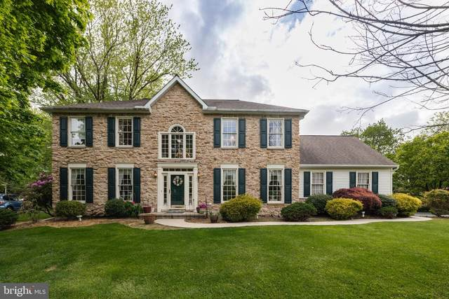 655 Heritage Drive, WEST CHESTER, PA 19382 (#PACT505404) :: Bob Lucido Team of Keller Williams Integrity