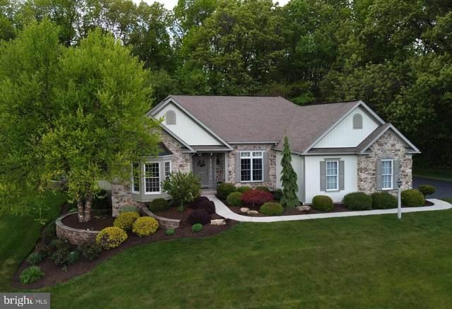 5 Foxfield Lane, READING, PA 19608 (#PABK357242) :: Iron Valley Real Estate
