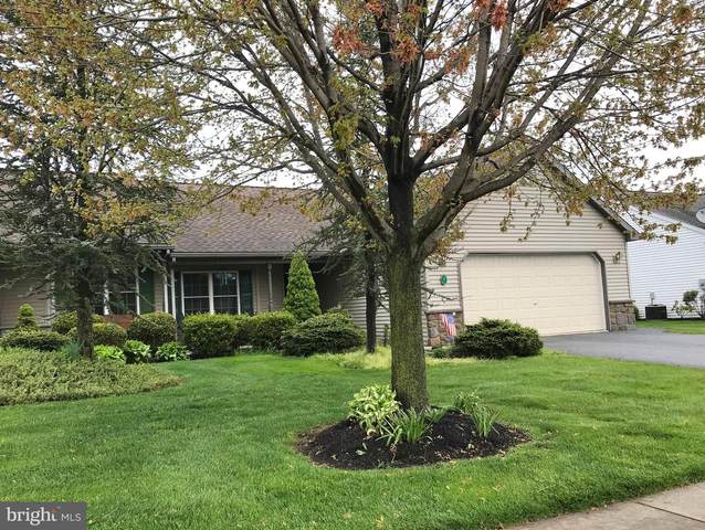 7 Greenbriar Drive, MYERSTOWN, PA 17067 (#PALN113564) :: Liz Hamberger Real Estate Team of KW Keystone Realty