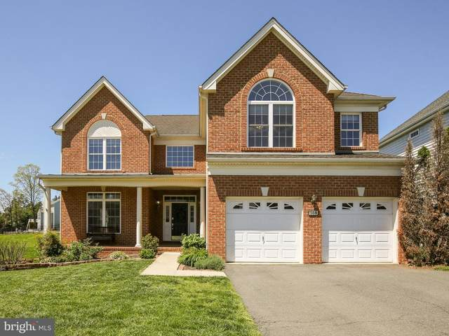 108 Pangborne Court, WINCHESTER, VA 22602 (#VAFV157232) :: The Licata Group/Keller Williams Realty