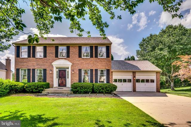 5 Hornbeam Court, ROCKVILLE, MD 20853 (#MDMC706106) :: Coleman & Associates