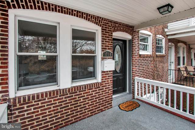 1714 W 14TH Street, WILMINGTON, DE 19806 (#DENC500662) :: RE/MAX Coast and Country