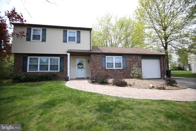 5 Maplewood Drive, LEVITTOWN, PA 19056 (MLS #PABU495532) :: The Premier Group NJ @ Re/Max Central