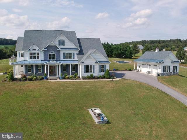 1113 Moonbow Drive, WESTMINSTER, MD 21157 (#MDCR196372) :: The Sky Group