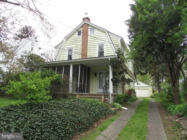 611 N Lafayette Avenue, MORRISVILLE, PA 19067 (#PABU495534) :: Bob Lucido Team of Keller Williams Integrity