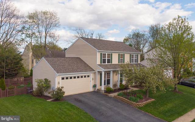 5207 Ivywood Drive S, FREDERICK, MD 21703 (#MDFR263592) :: Advon Group