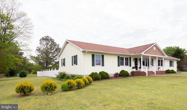 5433 Whitehall Road, CAMBRIDGE, MD 21613 (#MDDO125378) :: Better Homes Realty Signature Properties