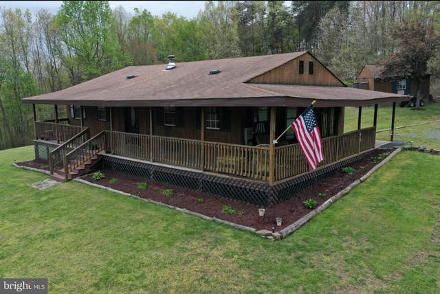 161 Split Pine Drive, BERKELEY SPRINGS, WV 25411 (#WVMO116812) :: Peter Knapp Realty Group