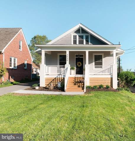 3630 Petersville Road, KNOXVILLE, MD 21758 (#MDFR263604) :: The Gus Anthony Team