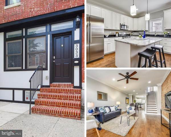 3033 E Baltimore Street, BALTIMORE, MD 21224 (#MDBA509200) :: The Maryland Group of Long & Foster Real Estate
