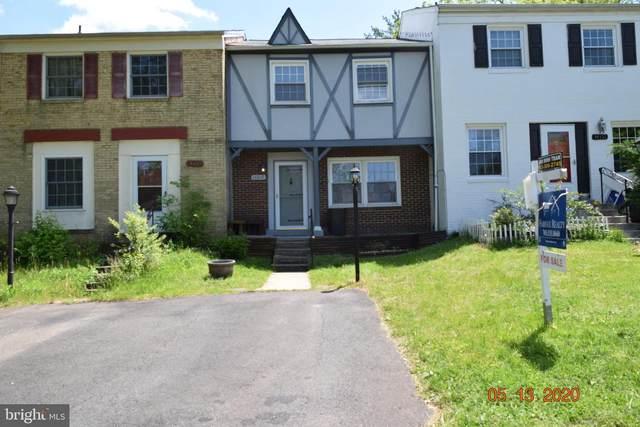 14819 Hatfield Square, CENTREVILLE, VA 20120 (#VAFX1126726) :: Jacobs & Co. Real Estate