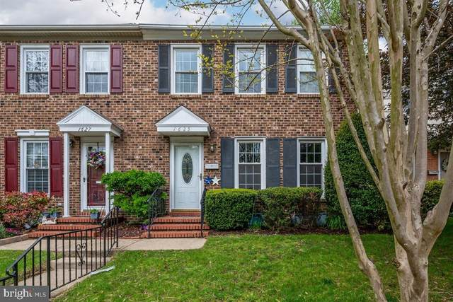1625 Dryden Way, CROFTON, MD 21114 (#MDAA433108) :: Revol Real Estate