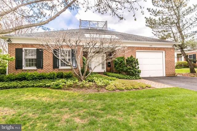 603 Brightwood Club Drive, LUTHERVILLE TIMONIUM, MD 21093 (#MDBC493022) :: Great Falls Great Homes