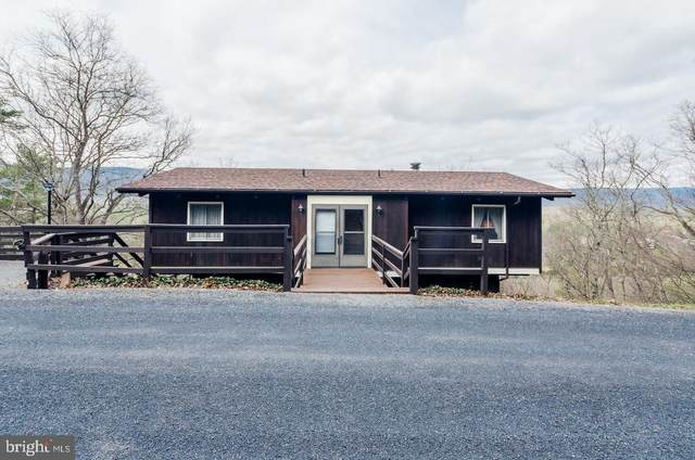 55 Hillside Court, BASYE, VA 22810 (#VASH119142) :: Dart Homes