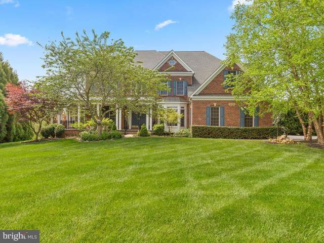 19339 Cypress Hill Way, GAITHERSBURG, MD 20879 (#MDMC706256) :: Pearson Smith Realty