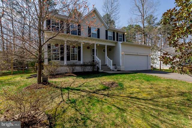 227 Stafford Drive, RUTHER GLEN, VA 22546 (#VACV122152) :: The Sky Group
