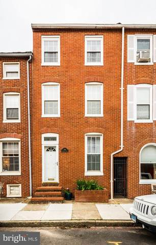 1510 Riverside Avenue, BALTIMORE, MD 21230 (#MDBA509290) :: ExecuHome Realty