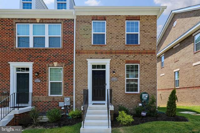 1215 Trenton Place SE, WASHINGTON, DC 20032 (#DCDC467896) :: The Licata Group/Keller Williams Realty