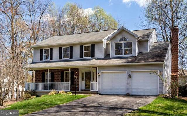 5189 Almeria Court, MOUNT AIRY, MD 21771 (#MDFR263680) :: Bob Lucido Team of Keller Williams Integrity